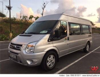 Cho thuê xe 16 chổ