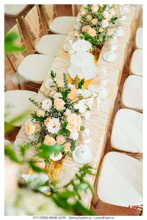 Trang trí lễ gia tiên, trang trí nhà đám cưới trọn gói