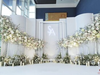 Backdrop chụp ảnh cưới đẹp