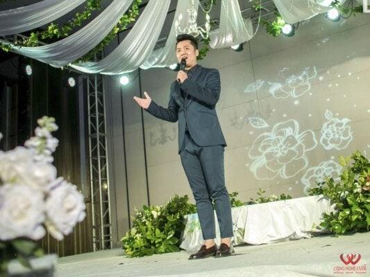 MC dẫn chương trình sự kiện và tiệc cưới