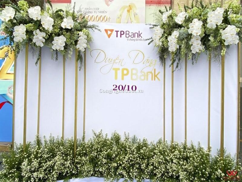 Backdrop chụp ảnh sự kiện
