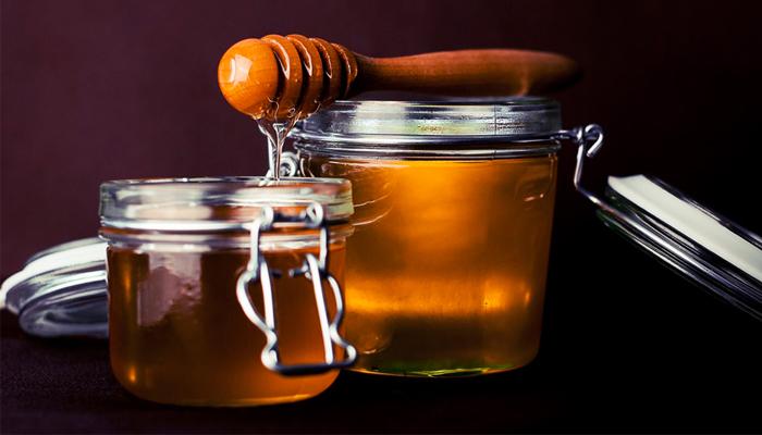 Mặt nạ mật ong và quế