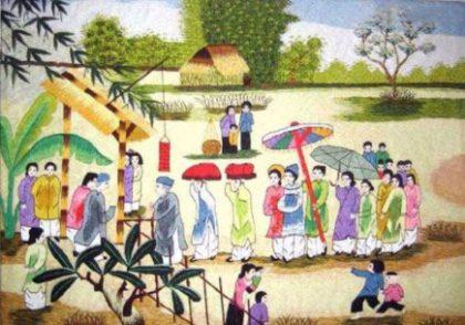 lễ cưới truyền thống Việt Nam