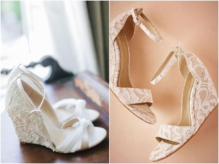 giày cưới đế xuồng sang trọng
