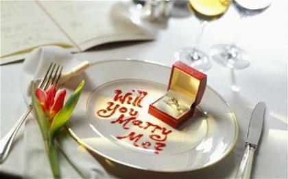 Viết nên lời cầu hôn lãng mạn