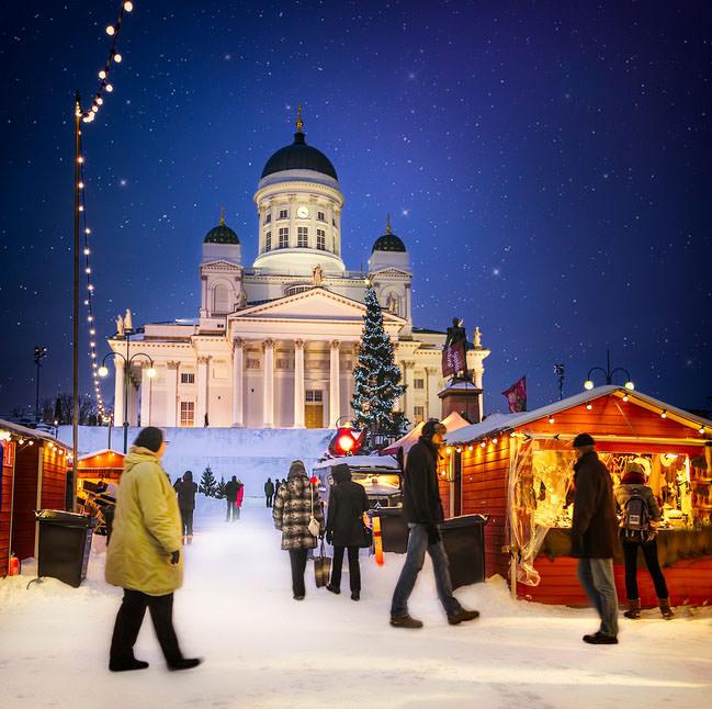 Giáng sinh tại Helsinki
