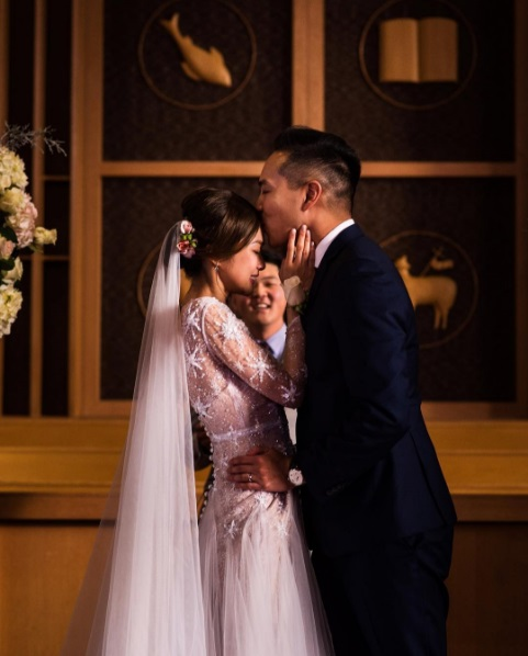 Ảnh cưới Sầm Lệ Hương