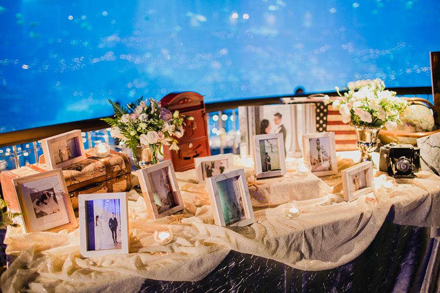 Tiệc cưới dưới lòng đại dương