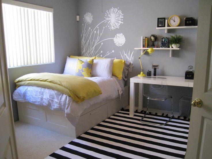 gầm giường được thiết kế thành nơi chứa đồ hiệu quả