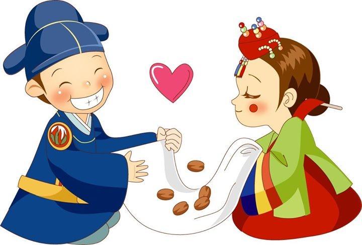 Kết hôn với Hàn Quốc
