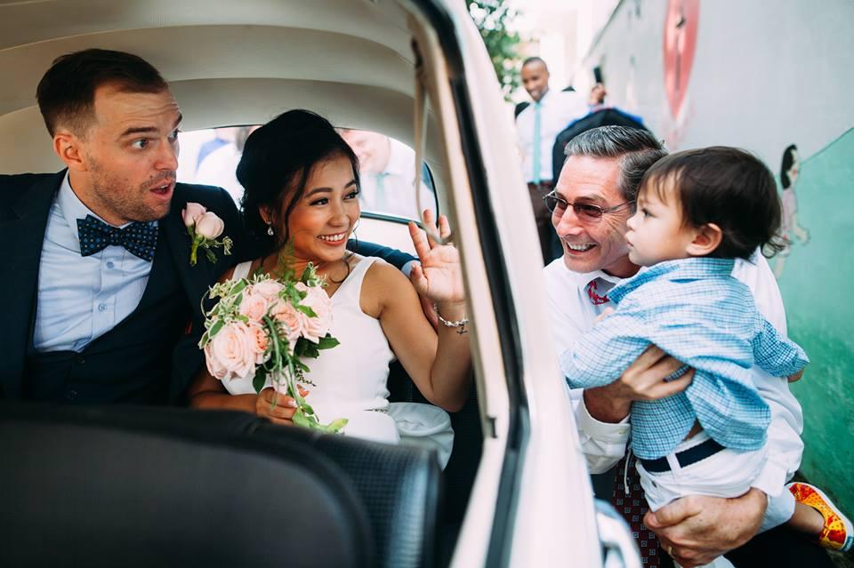 Chọn địa điểm cưới