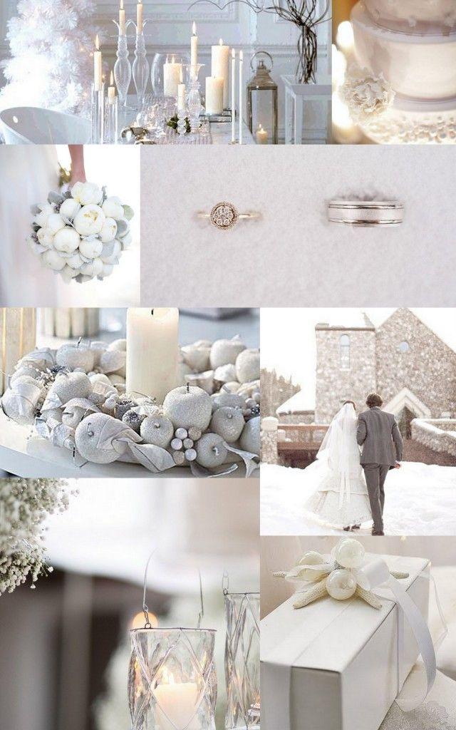 Phụ kiện trang trí tiệc cưới trắng