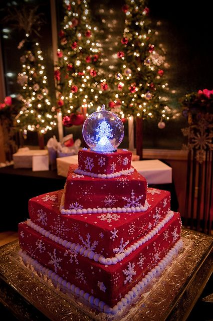 christmas-wedding-cakes-2016-12