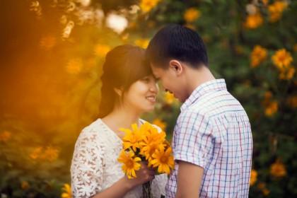 Lãng mạn ảnh cưới Đà Lạt