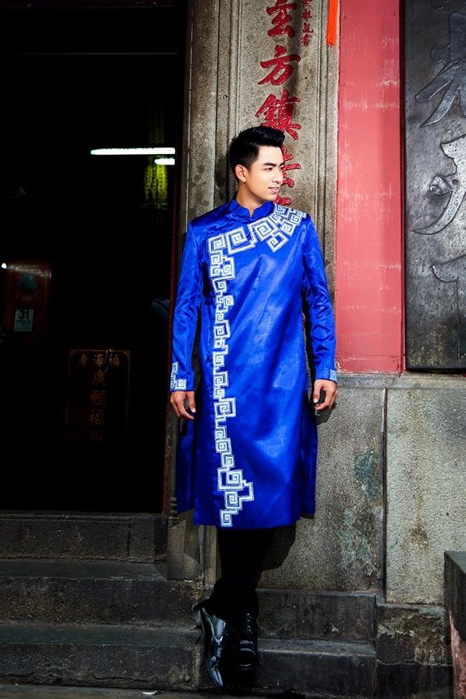 Trang phục áo dài cách tân là sự chọn lựa mới mẻ