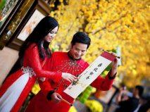 Địa điểm cho các cặp đôi chụp ảnh Tết đẹp ở Sài Gòn