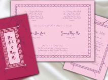 Cách viết thiệp cưới đẹp lòng khách mời