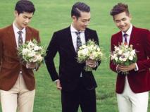 Khi vest cưới không phải chỉ mặc hôm cưới