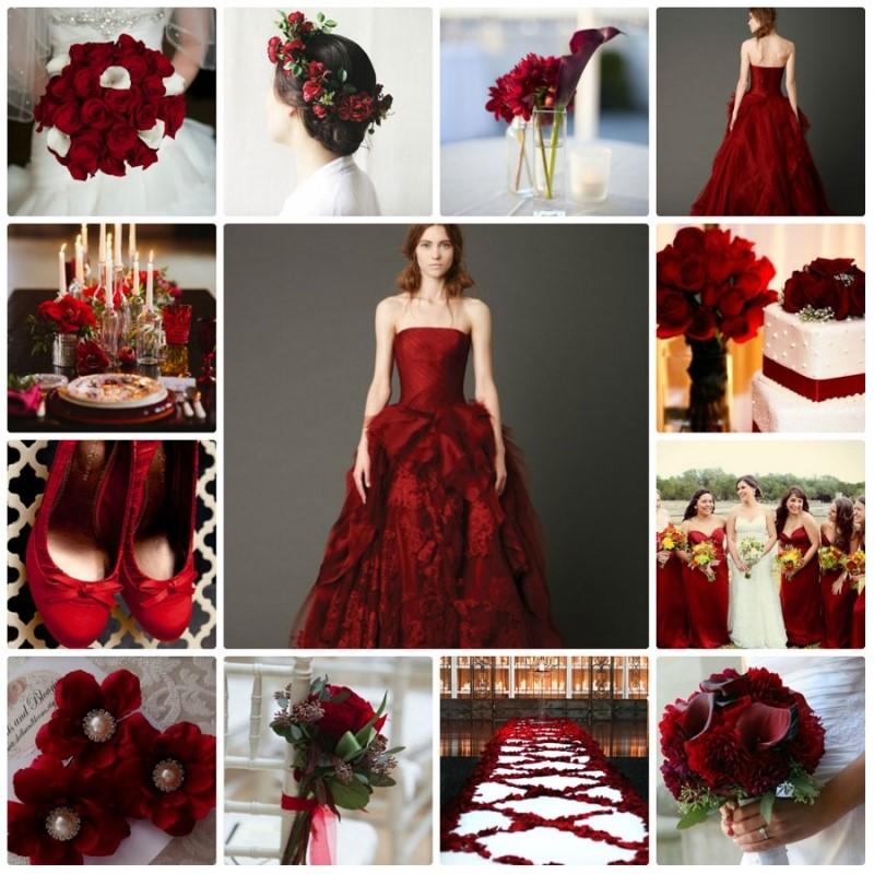 Màu sắc theme cưới Ma Kết