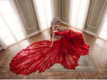 7 sắc màu váy cưới đẹp tuyệt vời không thể bỏ qua