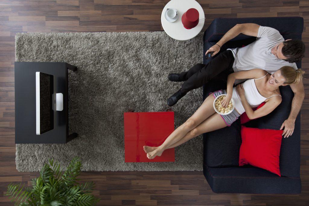 Nội thất phòng tân hôn: sofa