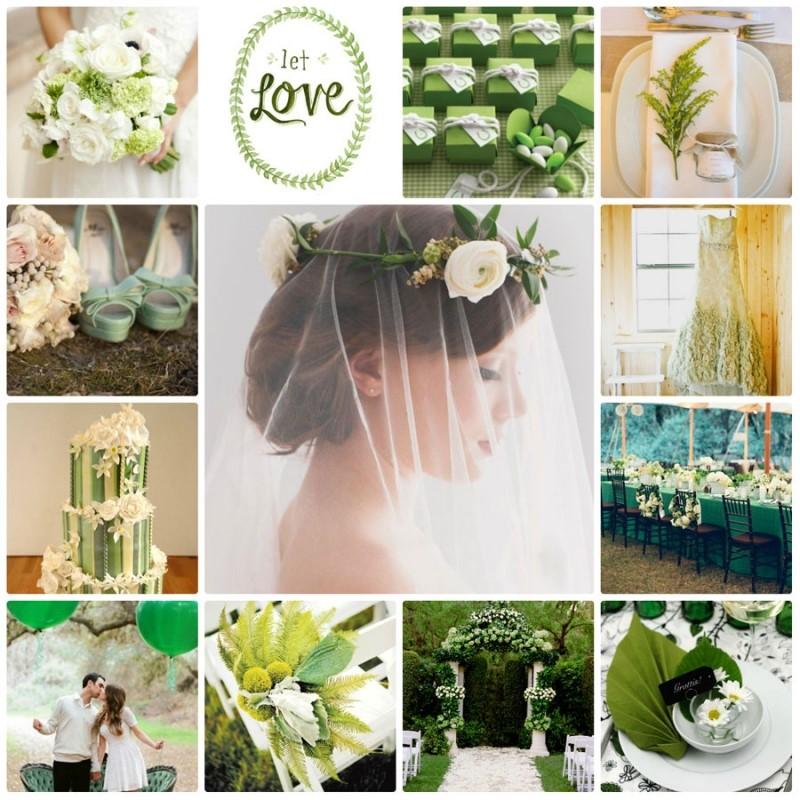 Màu sắc theme cưới Nhân Mã