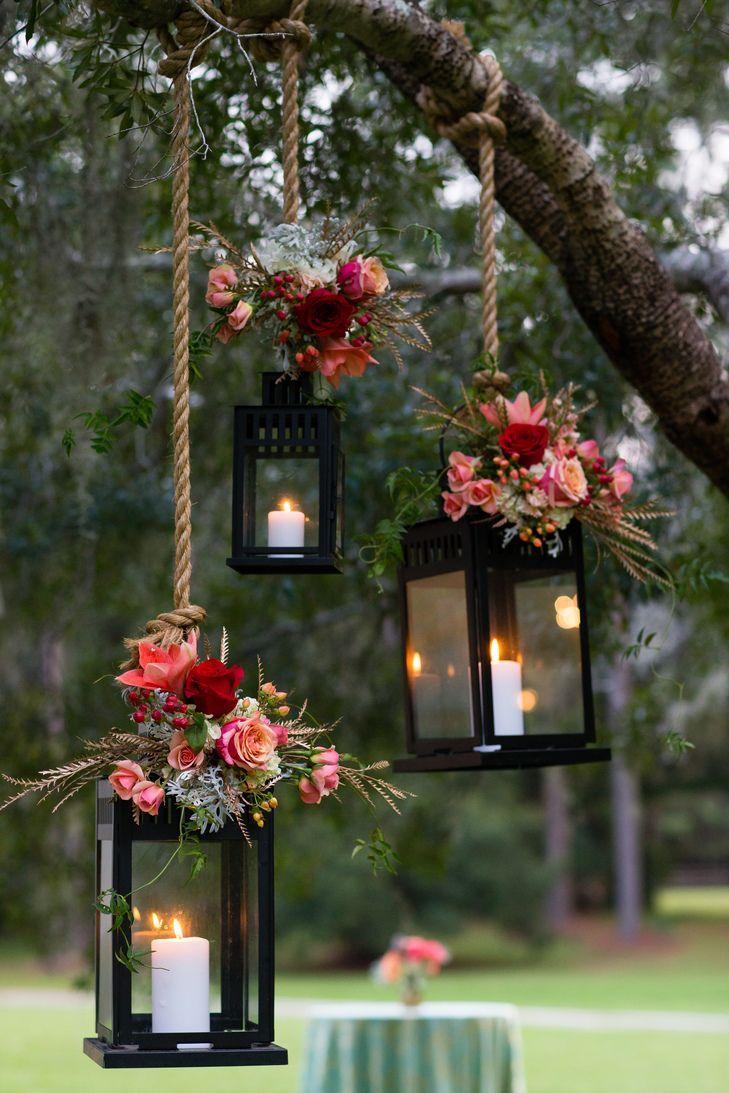 Thiên Bình: tiệc cưới sân vườn