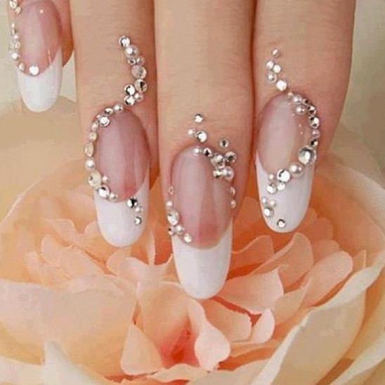 nail cô dâu 1212912090