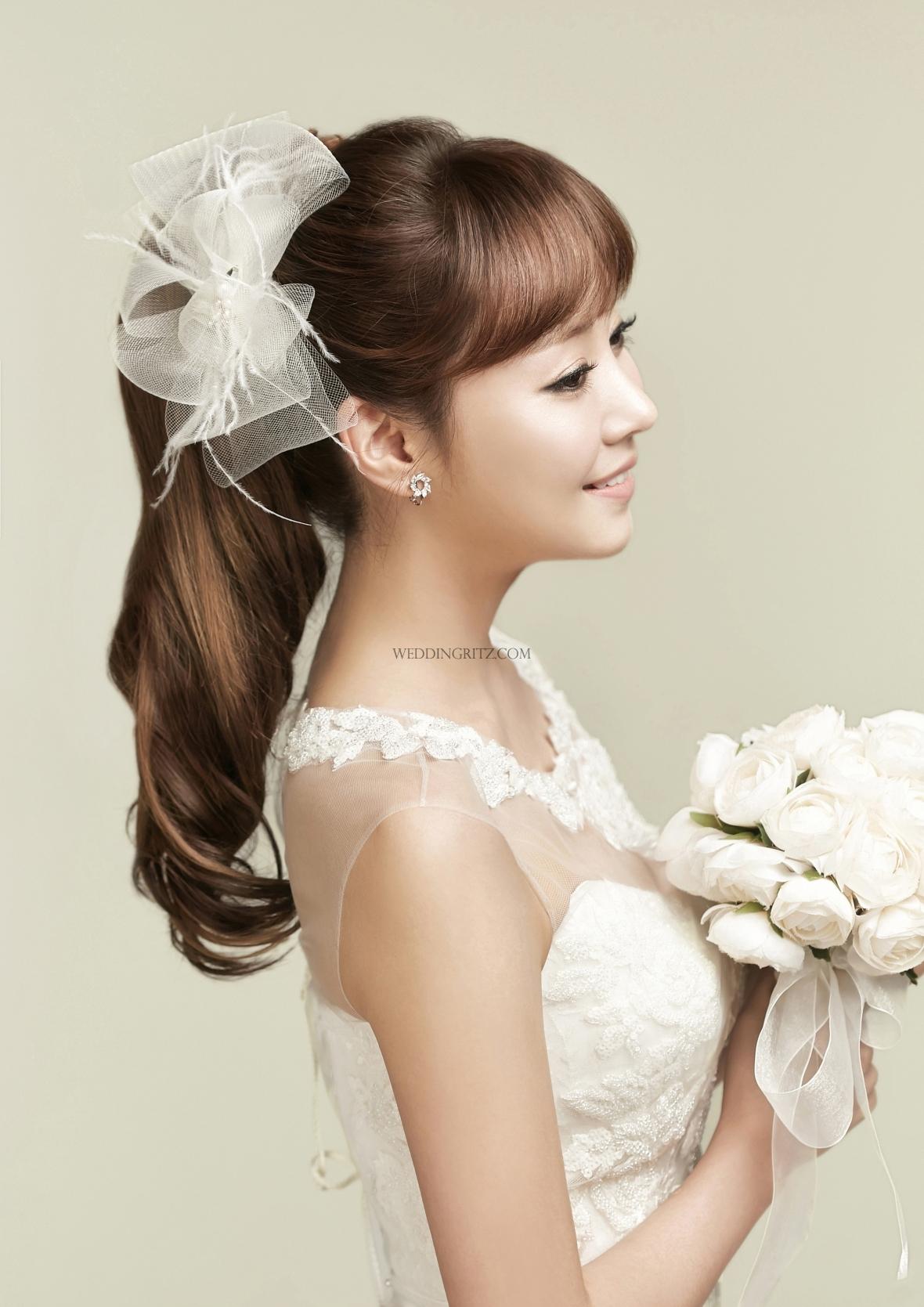 xu hướng trang điểm cô dâu 12