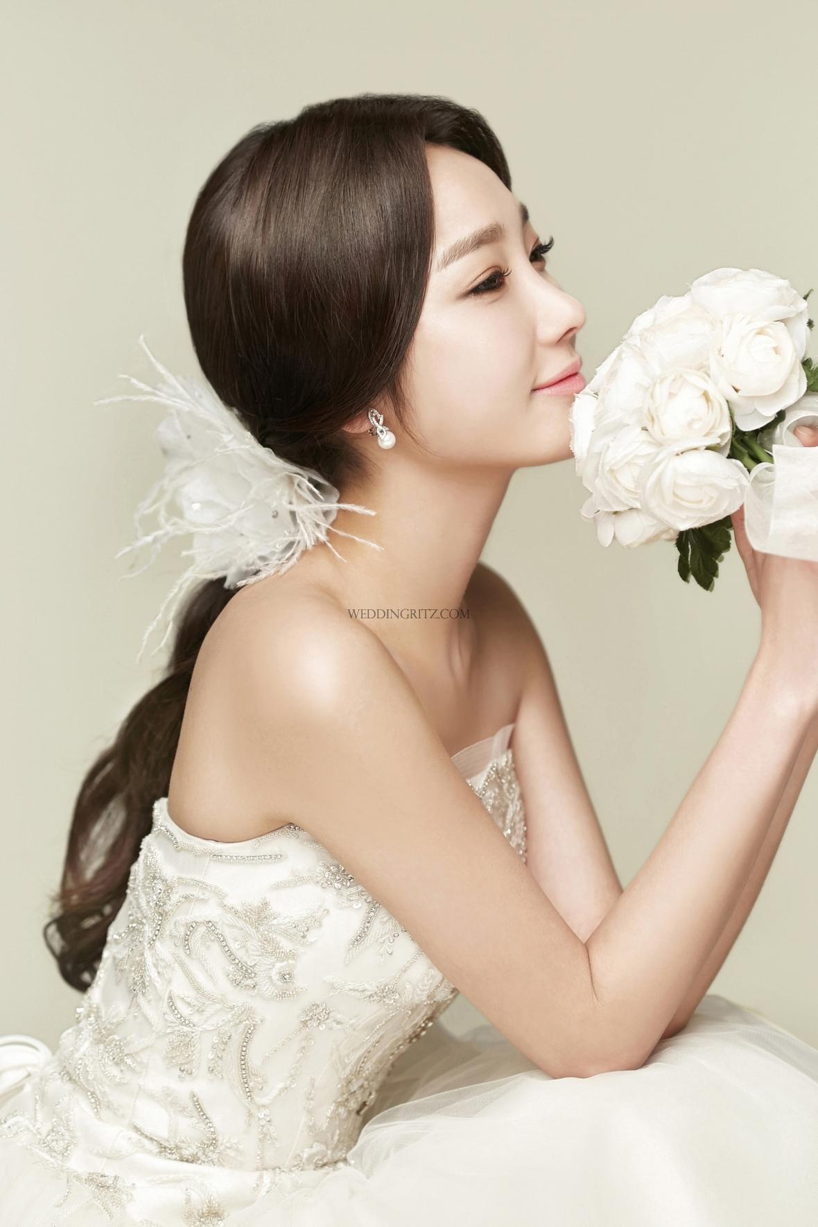 xu hướng trang điểm cô dâu 13392932