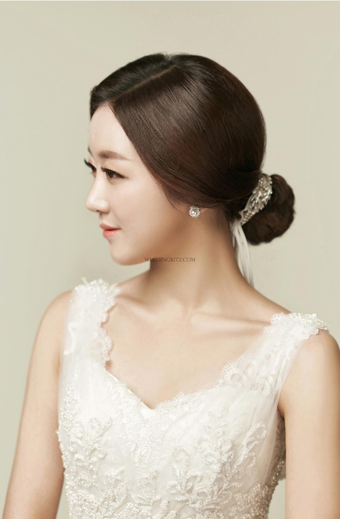 xu hướng trang điểm cô dâu 1233