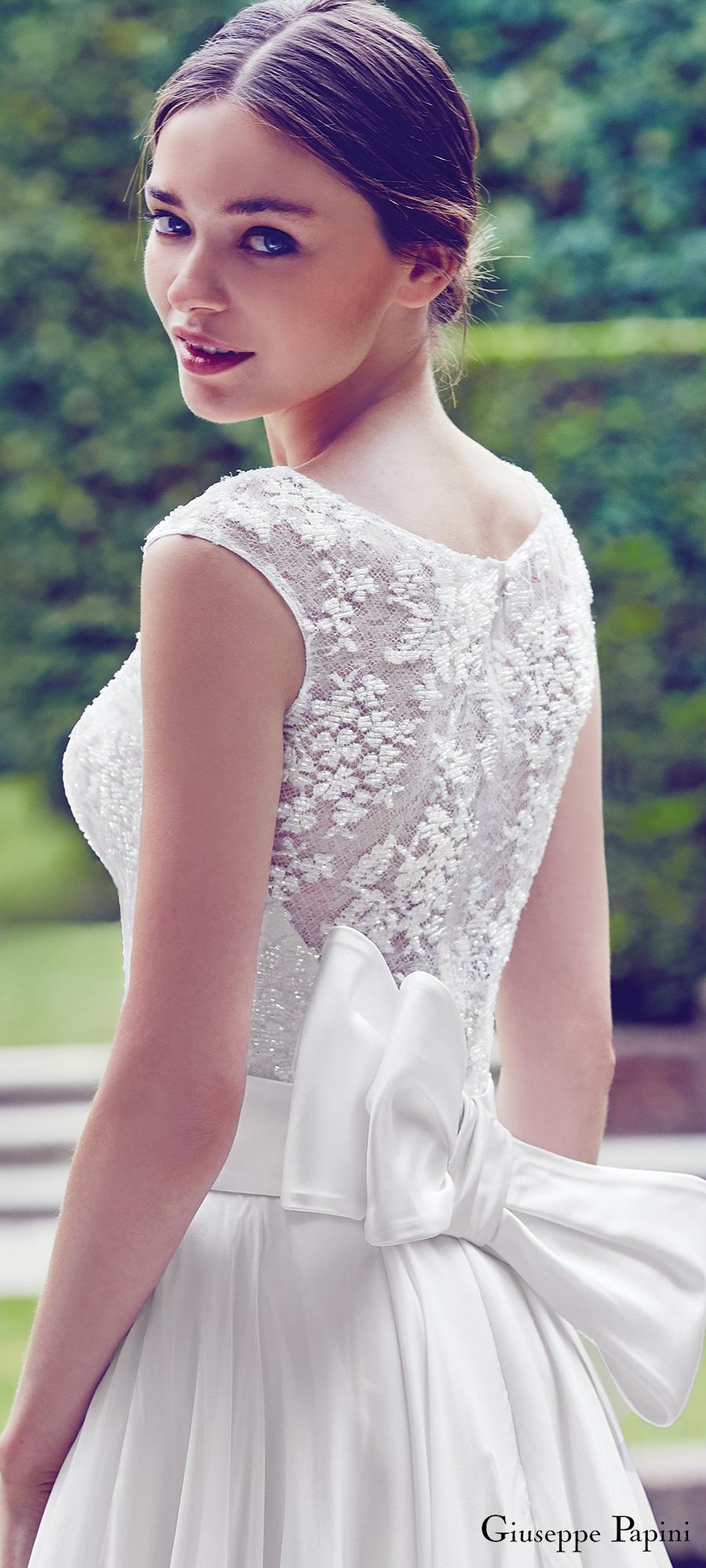 Váy cưới Giuseppe Papini 2017