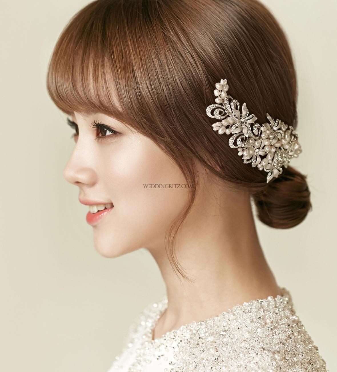 xu hướng trang điểm cô dâu 1