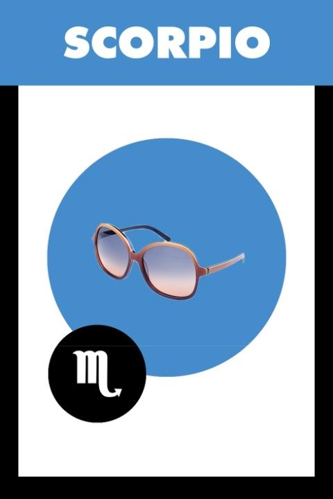 Nóng nảy, nhiệt huyết và quyến rũ là những yếu tố làm nên một Bọ Cạp ( 23.10-21.11). Hãy tôn lên sự bí hiểm kèm một chút duyên dáng của cung Bọ Cạp với một chiếc mắt kính hoặc một bộ đồ lót thật quyến rũ.