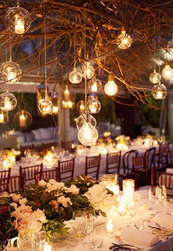 trang trí tiệc cưới mộc