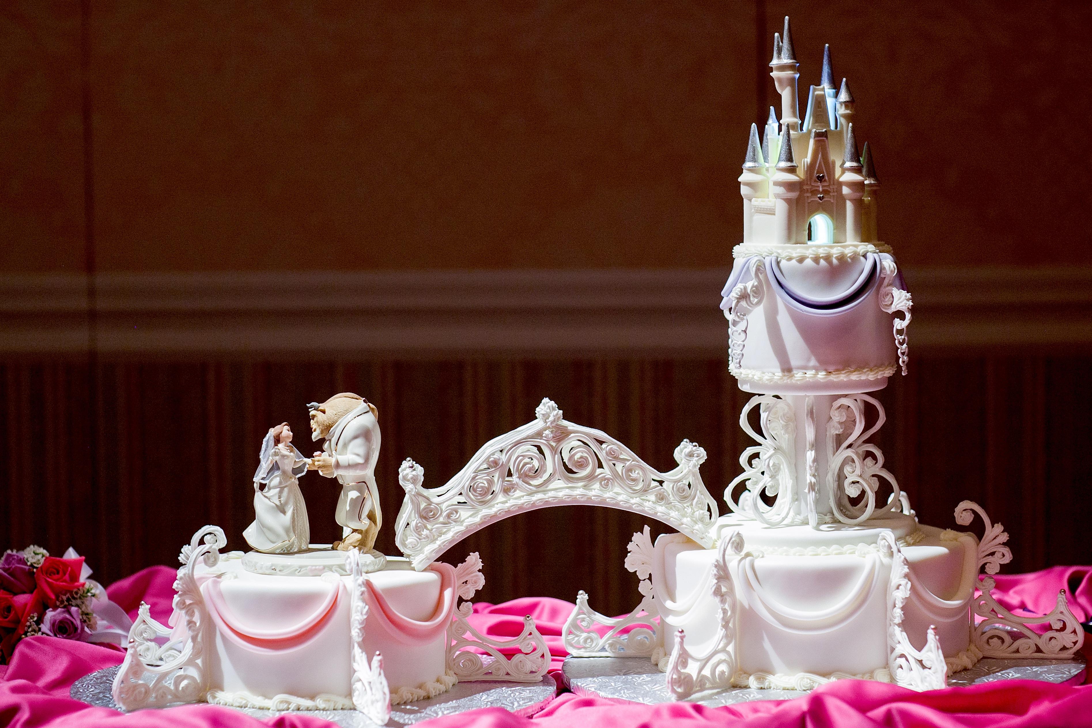 Bánh cưới cổ tích