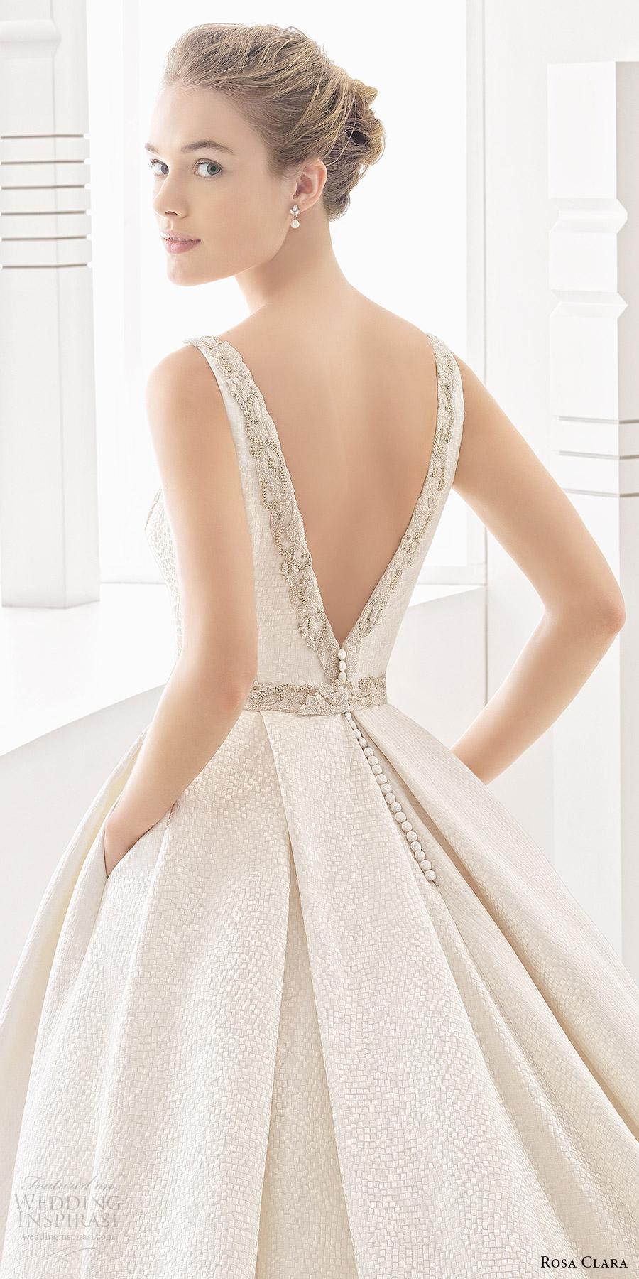 Xu hướng váy cưới 2017