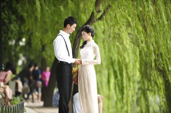 chụp ảnh cưới đẹp ở hà nội 5