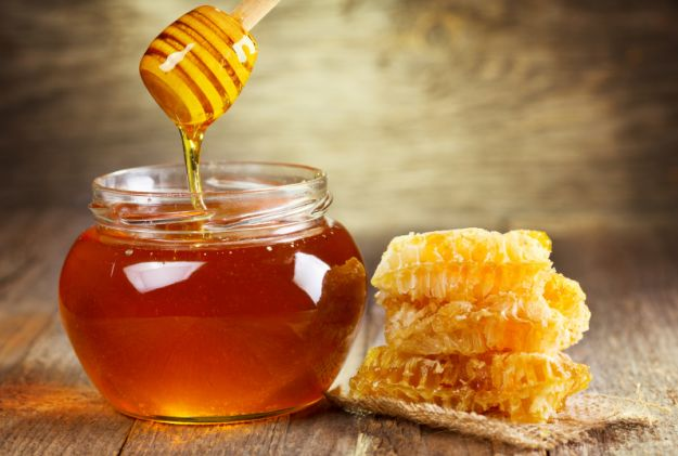 dưỡng da bằng mật ong 2