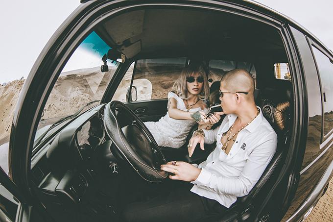 cặp đôi Phùng Khánh Ly (SN 1987) và Phạm Trung Dũng (SN 1979), sống tại Ninh Bình,