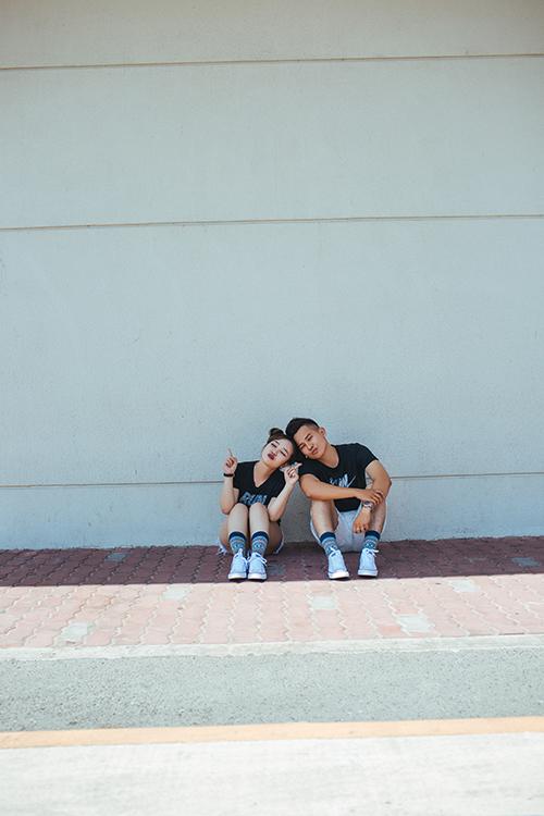 [Caption]Khoảng cuối năm 2008, lúc hai đứa lúc đó còn đi học, tình cờ biết nhau qua một người bạn chung, sau khoảng thời gian tìm hiểu cảm thấy hợp tính và mến nhau nên Nhân là người bày tỏ tình cảm với Yến