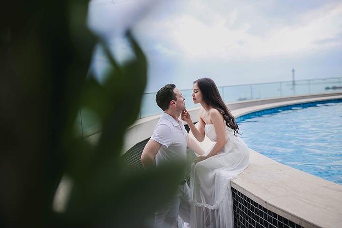 Sau đám cưới, họ sẽ chuyển sang Hongkong sinh sống để tiện cho việc học thiết kế thời trang của Nam Thuý.