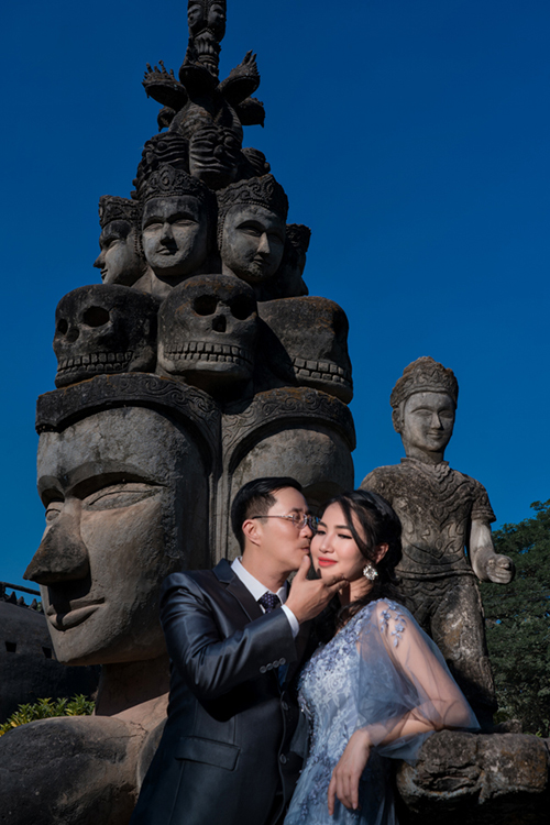 Ảnh cưới tại Lào của cặp đôi Sài thành yêu phượt - 3