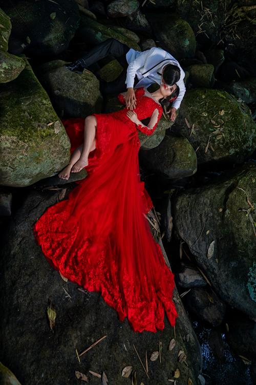 Ảnh cưới tại Lào của cặp đôi Sài thành yêu phượt - 10