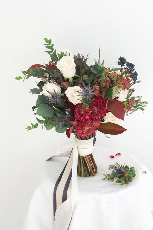 Hoa cưới 2018: Chọn màu sắc theo con giáp tăng thêm may mắn (Phần 2) - 20