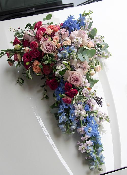 Hoa cưới 2018: Chọn màu sắc theo con giáp tăng thêm may mắn (Phần 2) - 7