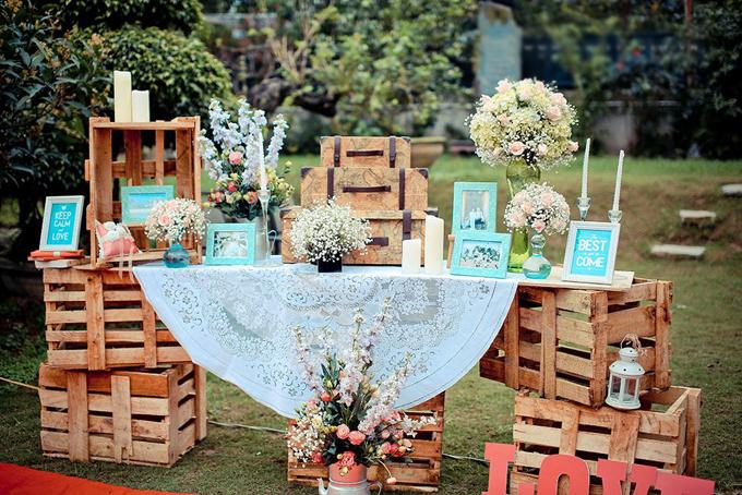 Cách tổ chức đám cưới giúp tiết kiệm một khoản kha khá