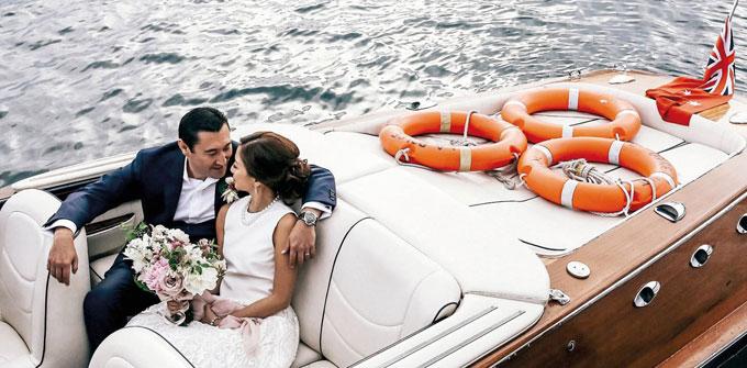 6 đám cưới sang chảnh của hội nhà giàu Hong Kong - 1