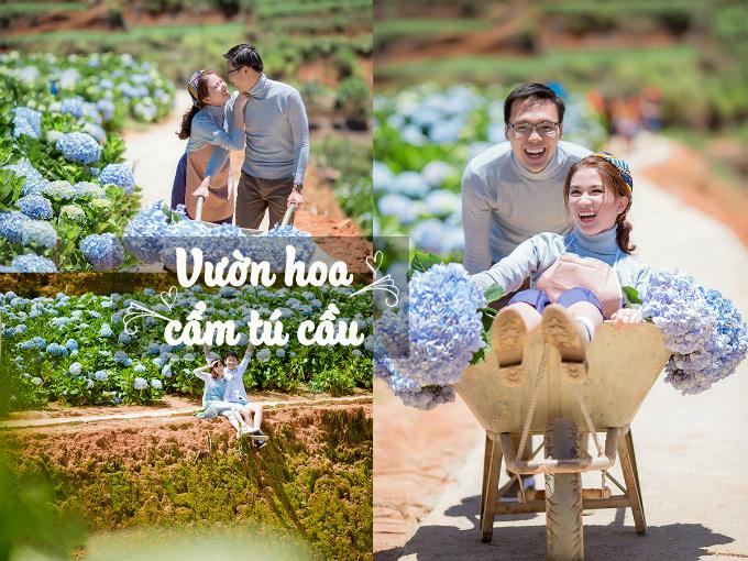 5 địa điểm ở Đà Lạt lý tưởng cho bộ ảnh cưới để đời