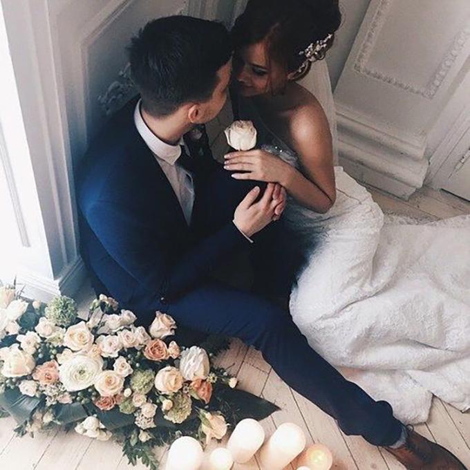 14 cách tạo dáng giúp cô dâu chú rể có những bức ảnh xuất thần - 6